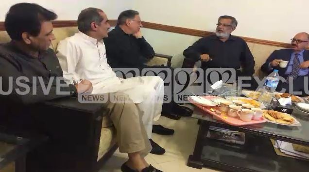 MQM to approach Supreme Court if de-seating motion against PTI failed