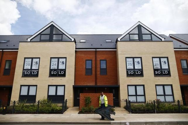 UK mortgage lending jumps in June, business lending plunges