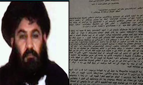 Rift in Afghan Taliban: Mullah Zakir, Mullah Dadullah refuse to accept Mullah Akhtar Mansoor as ameer