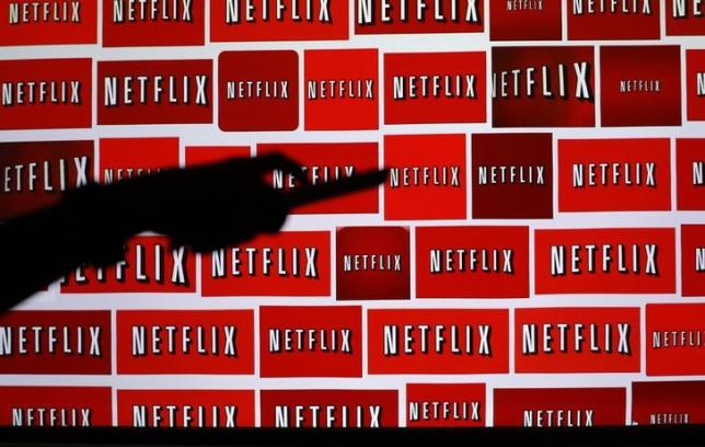 Netflix subscriptions far outpace expectations, shares up 9 percent