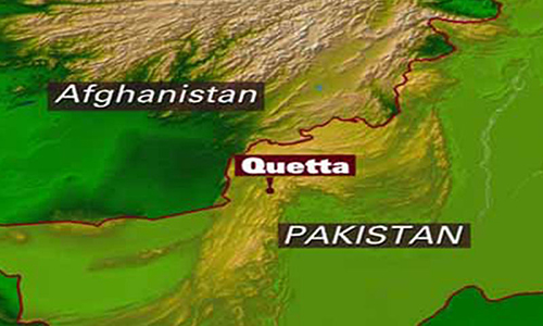 Earthquake measuring five on Richter Scale jolts Quetta's Othal area