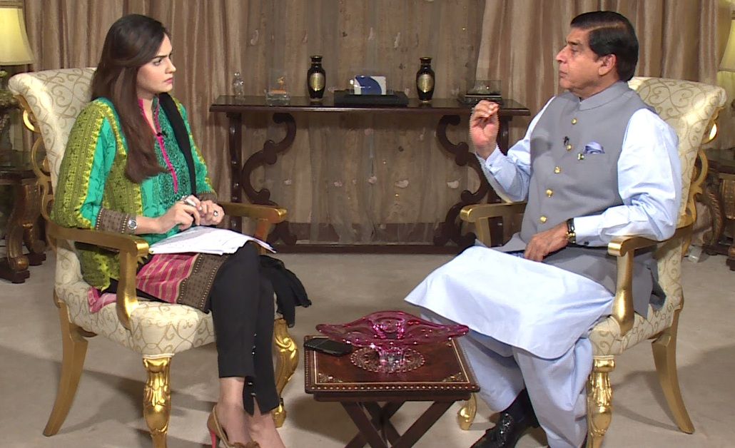 I asked PPP co-chairman Asif zardari not to deliver anti-army speech, says Raja Pervaiz Ashraf
