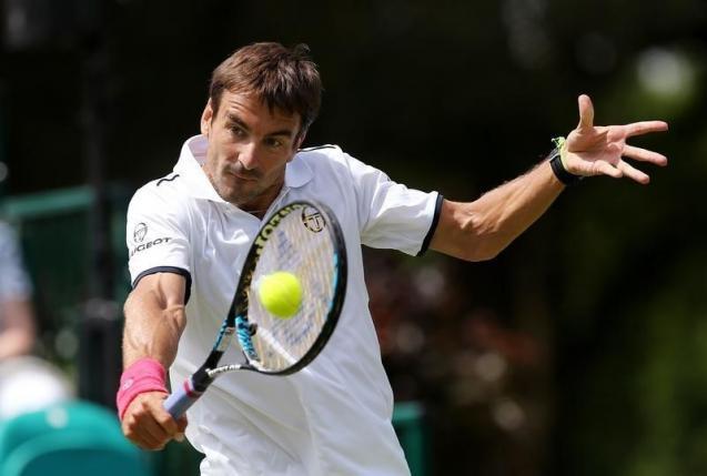 Robredo replaces Ferrer in Spain's Davis Cup team