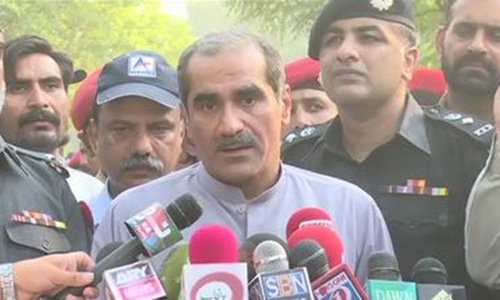 Terrorism can't be ruled out in train tragedy, says Railways Minister Kh Saad Rafique