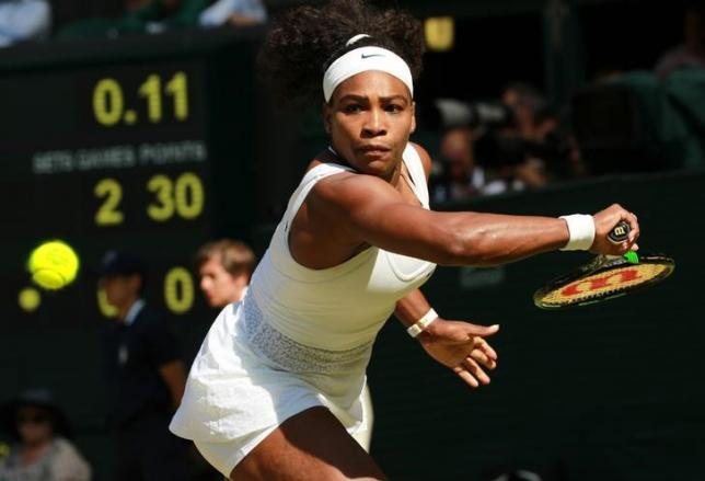 Serena Williams, Muguruza reach Wimbledon final