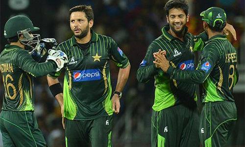 Tanvir helps Pakistan secure easy T20 win over Sri Lanka