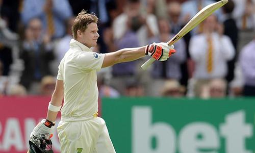 Australian opening salvo leaves England in tatters