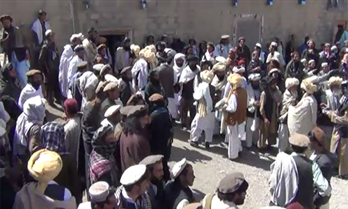 Afghan Taliban decide to hold talks with US directly instead of Afghan govt