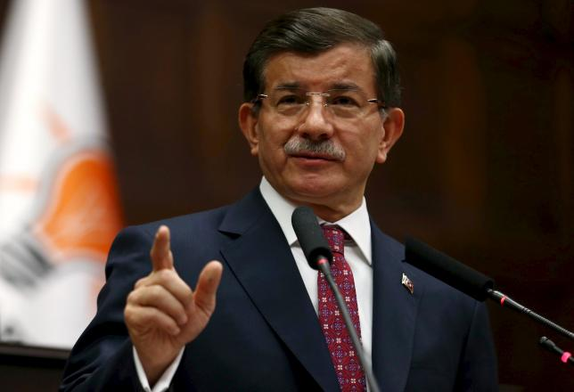 Turkish PM, asked to form govt, vows quick start on coalition talks