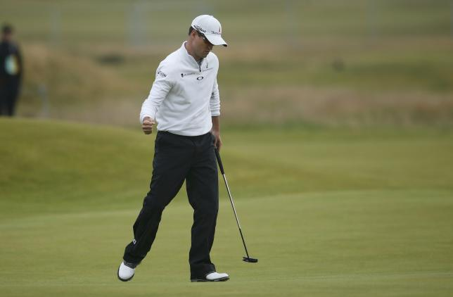 Zach attack earns Johnson victory at British Open