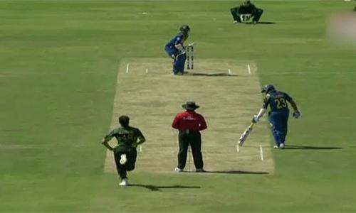 Sri Lanka set 173-run target against Pakistan in 2nd T20 match