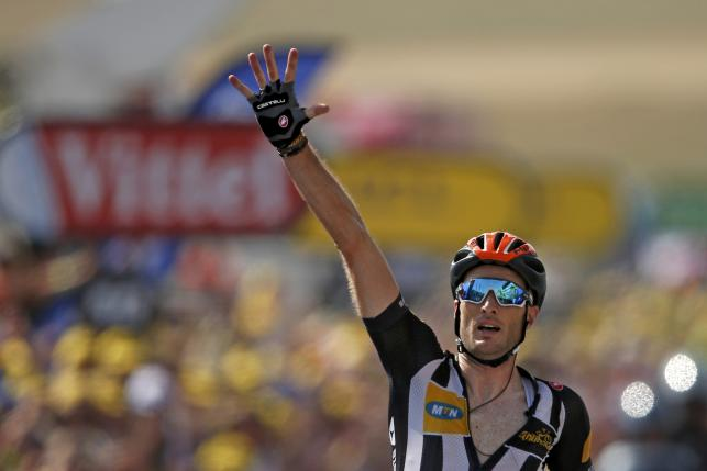 Cummings earns South African team landmark win, Froome leads