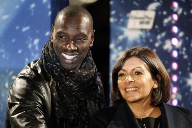 Despite Hollywood roles, France's Omar Sy says English a challenge