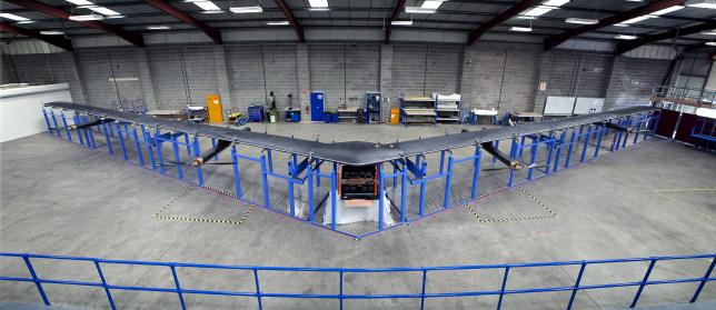 Facebook says drone ready for real-world testing later this year