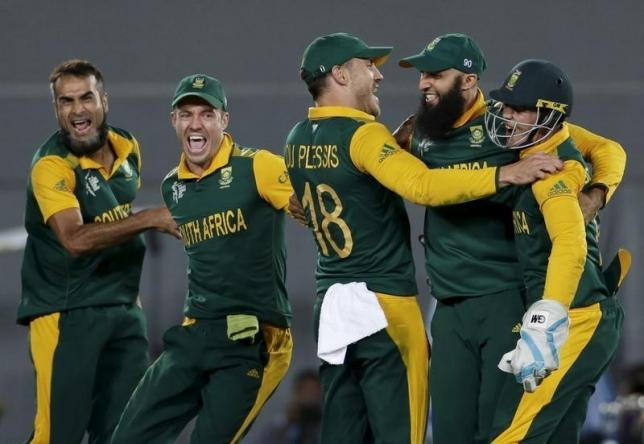 South Africa announce India tour