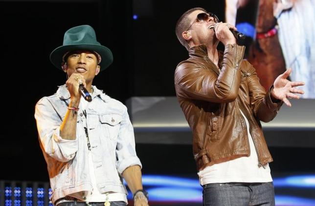 Judge cuts $7.4 million 'Blurred Lines' copyright award to Gaye family