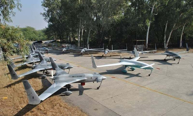 Wanted terrorist among four killed in drone strike in Dera Ismail Khan