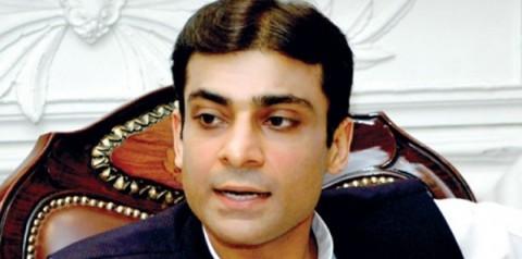 Hamza Shahbaz laments politicization of 6,000 MW Kalabagh dam