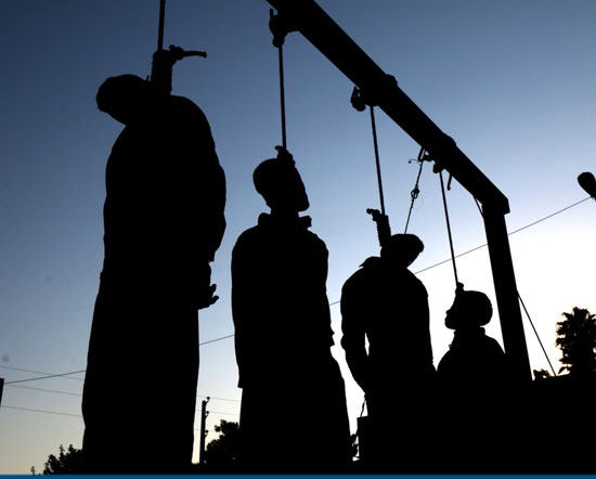 At least four death-row prisoners hanged, one escaped the noose in different jails