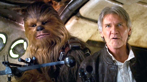 Harrison Ford leads 'Star Wars' cast in Comic-Con spectacle