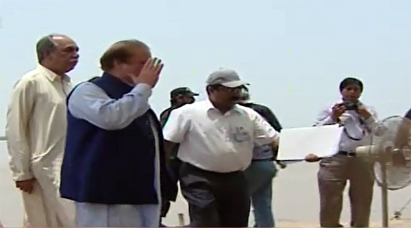 PM in Skardu to review flood relief work; announces relief package worth Rs 150 million