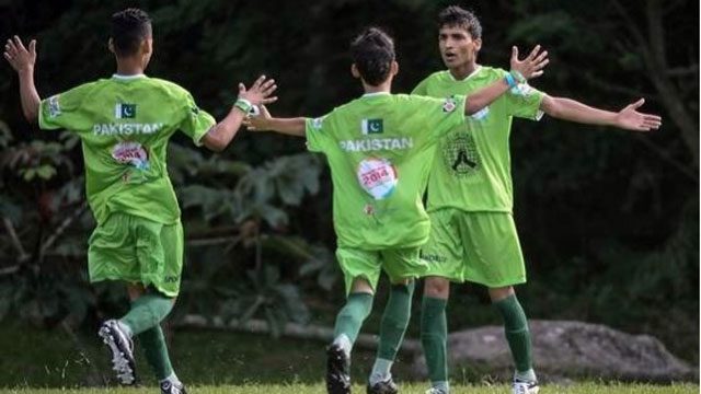 Pakistan continues to shine at Street Child Football Cup in Norway