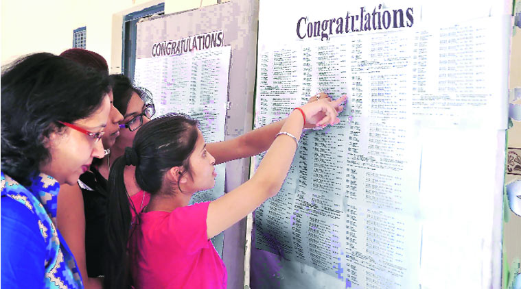 Girls bag top three positions in BA/BSc annual examination 2015
