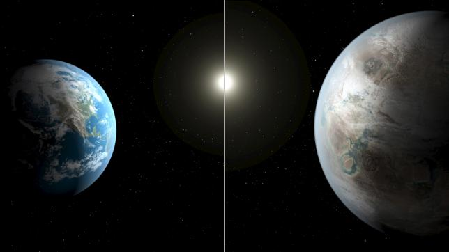 Earth-like planet discovered using NASA's Kepler space telescope