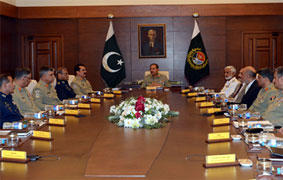 Army will fully respond to any aggression, says CJCSC General Rashad Mahmood