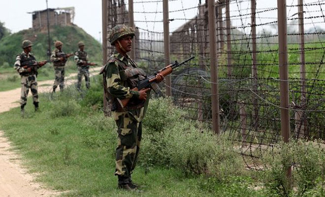 Indian troops continue ceasefire violations along LoC