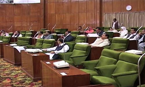 AJK Legislative Assembly unanimously approves resolution against Altaf Hussain