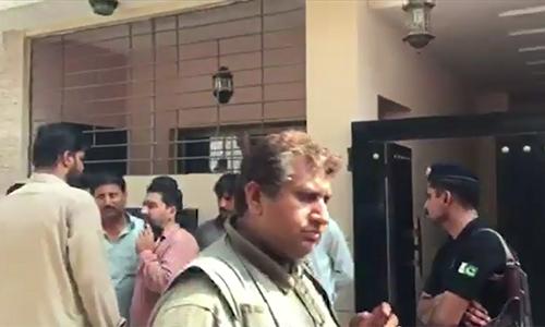 ASJ Tahir Niazi shot dead in Rawalpindi