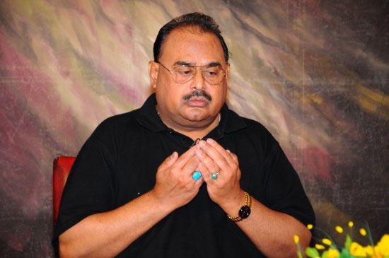 MQM chief Altaf Hussain strongly condemns gun attack on Rashid Godil