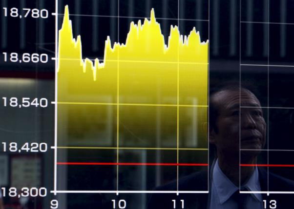 Asia stocks surge as fallout from Paris attacks recedes