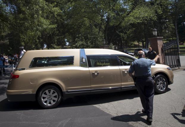 Bobbi Kristina Brown buried alongside mom, Whitney Houston