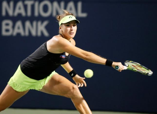 Williams to face Swiss teen Bencic in Rogers semis