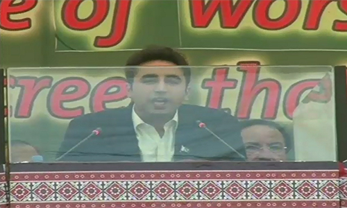 Fools should know that PPP has not come to an end, says Bilawal Bhutto