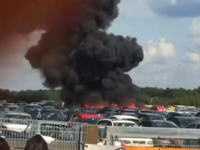 Bin Laden relatives reportedly killed in private jet crash in Britain