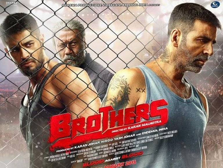 Movie Review: Brothers