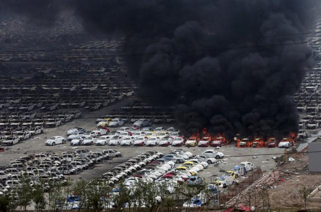 Death toll from China blasts rises to 104, Xi urges changes