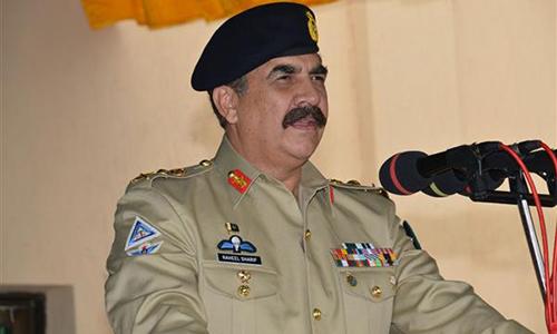 COAS issues black warrants for four terrorists involved in APS Peshawar massacre