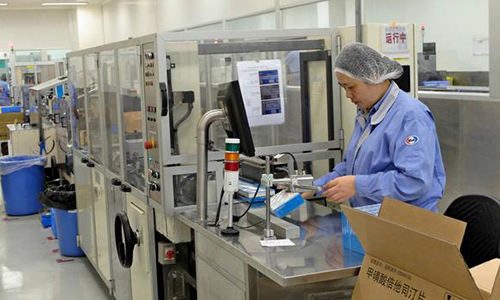 China gets tougher for Western drugmakers