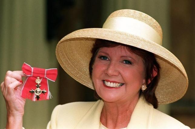 British TV personality Cilla Black dies aged 72