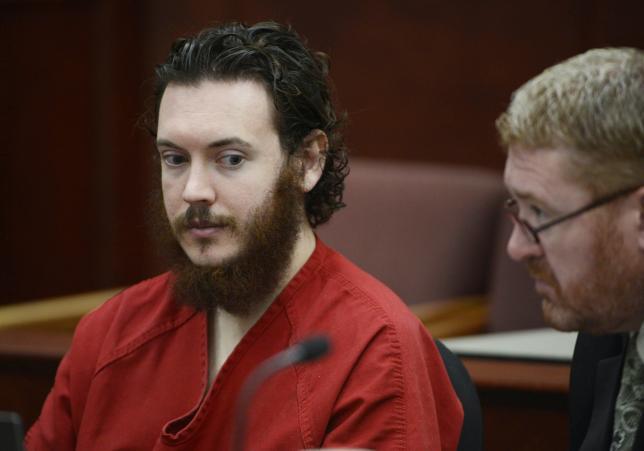 Colorado gunman gets life sentence for killing 12 in movie rampage
