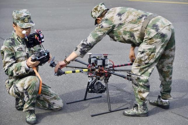 China to restrict drone, supercomputer exports