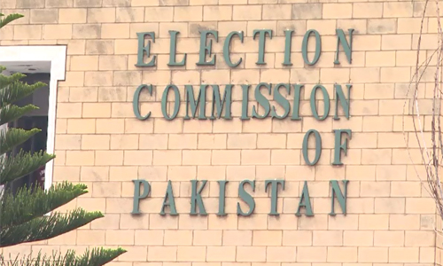 ECP members decide not to resign, reject PTI's allegations