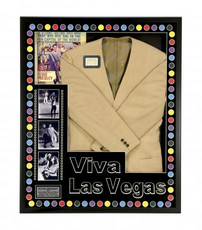 Elvis memorabilia auction shows the King remains popular in death