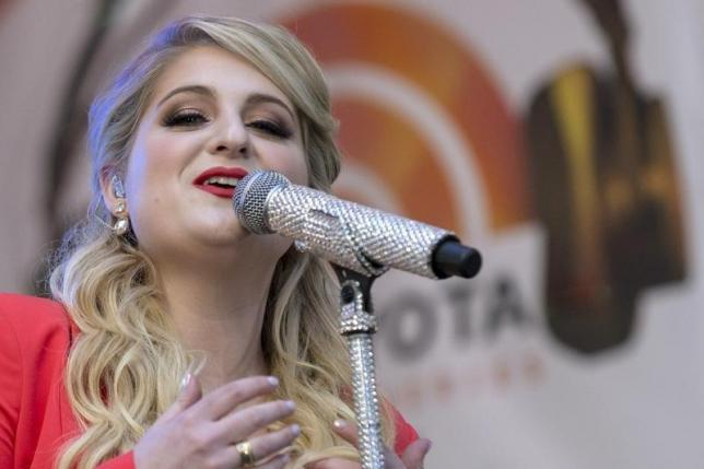 Meghan Trainor cancels tour after vocal cord hemorrhage