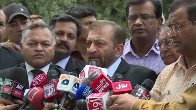 MQM challenges delimitations of District Malir and Nokot in SHC