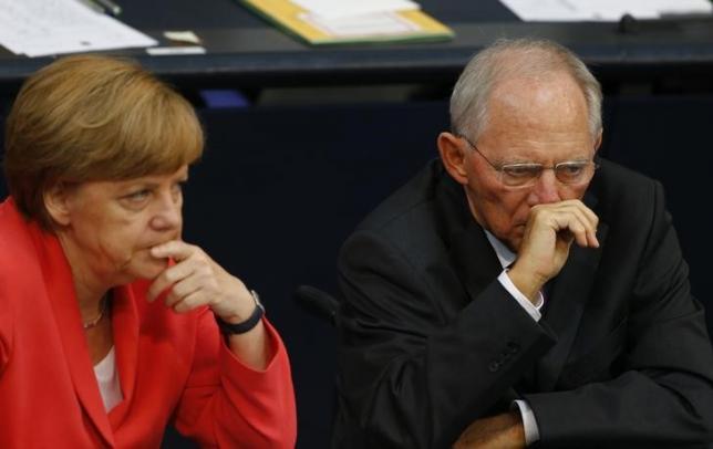Germans fret over Europe's future but still believe